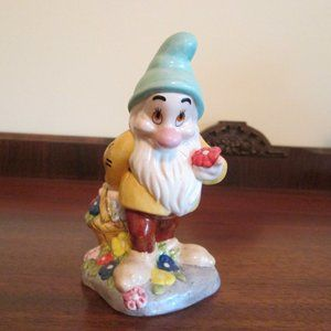 "Royal Doulton ""Bashful"" Figurine"